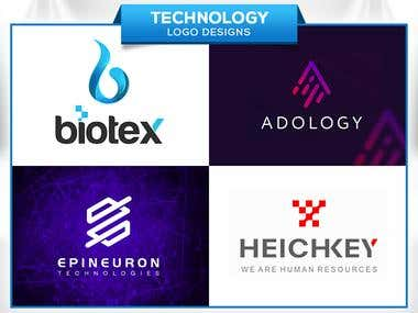 Technology (Logo designs)