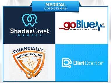Medical (Logo designs)