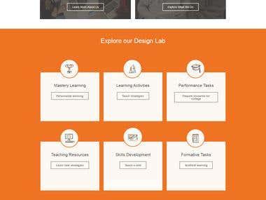 http://www.redesignu.org/ - Drupal 7