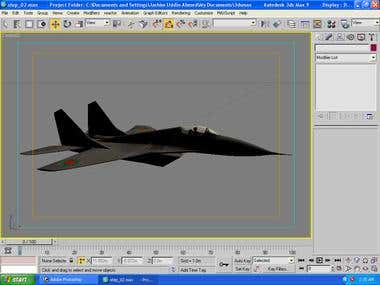 3d Modeling & Rendering