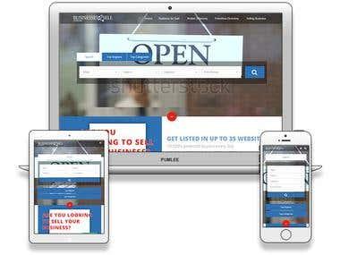 SEO + Re-Design Website