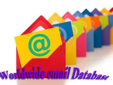 1000K B2B Email Database