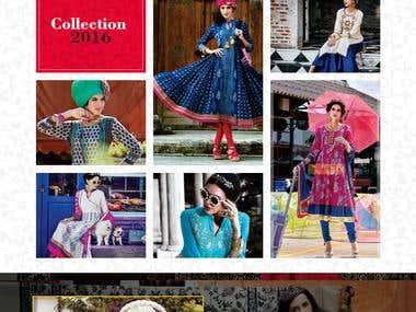 Women's ethnic wear clothing