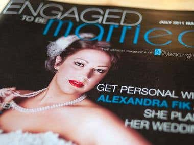 Engaged To Be Married Magazine