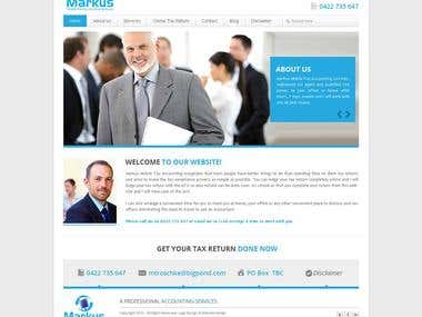 Markus Mobile Accounting Service