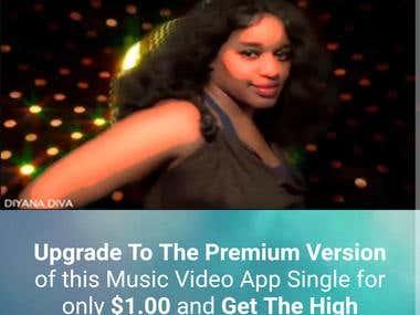 Music Video App