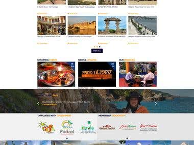 Tours & Travel Portal