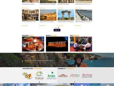 Tours & Travel Portal