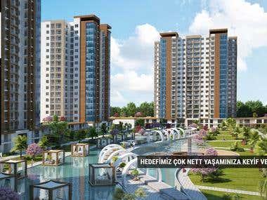 NETTYAPİ construction company