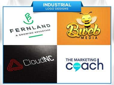 Industrial (Logo design)
