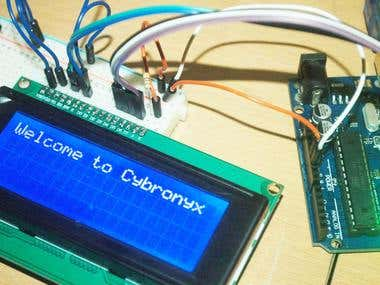 Arduino & Raspberry Development