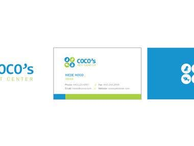 Visiting cards + Logo Design