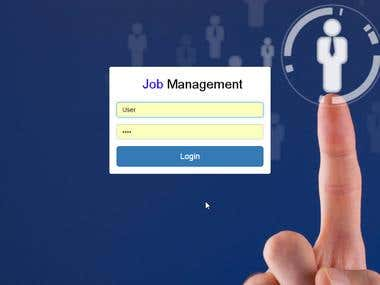Job Consultancy Management System