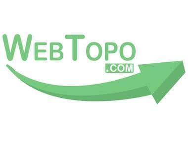 WebTopo.com Name And logo