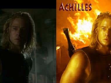 Achilles - Brad Pitt