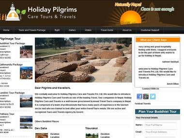 Holiday Pilgrims Tour and Travels