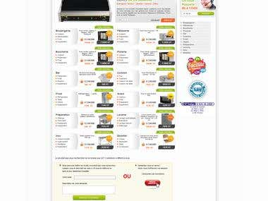 Custom magento theme and checkout