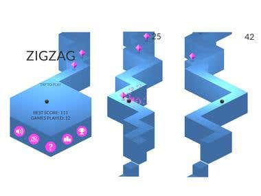 Zigzag (Mobile Action Game)