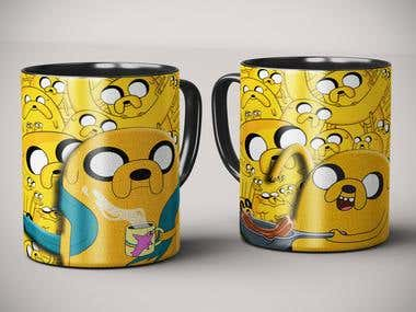mugs diseños