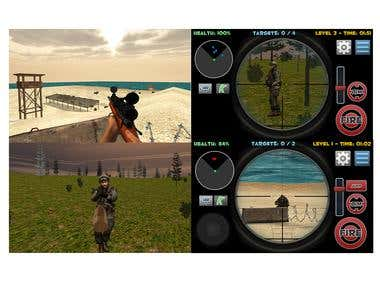 Sniper Shooting 3D (FPS Shooting Game)