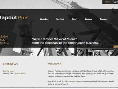 website mapoutplus.com/home