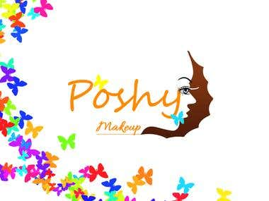 poshy make-up