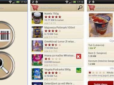 Market App