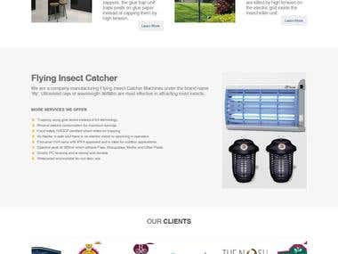 IFLY - Flying Insect Catcher
