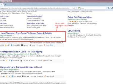 Get 1st Page Ranking On Yahoo.com