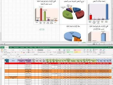 Managing Payments / Excel