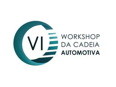 Logotipo do Workshop da Cadeia Automotiva de Pernambuco