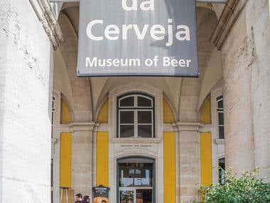 Beer Museum, Portugal
