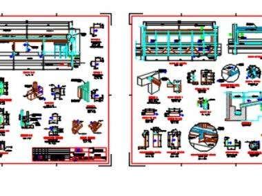 diseño Estructura para tope Industria