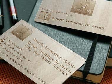 WTB Arv Business Card