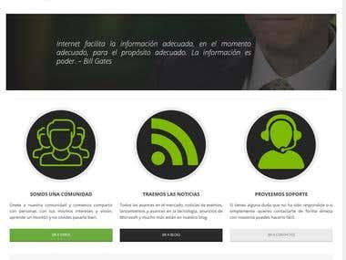 CDMG (Pagina Web + Foro)