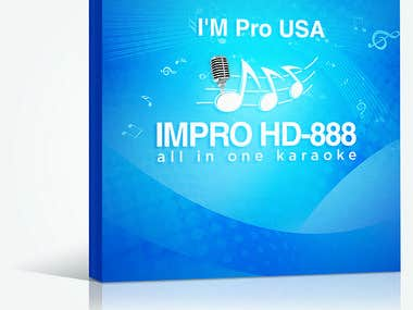 I`M Pro USA Packaging