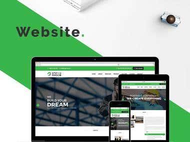 MAGCO - Corporate Branding & Website Design