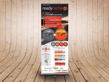 Readycache print designs