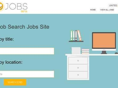 Jobs Portal CodeIgniter