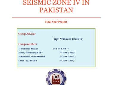 ANALYSIS AND DESIGN OF FACULTY HOSTEL IN SEISMIC ZONE IV