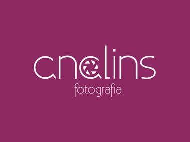 Logotipo para fotógrafa