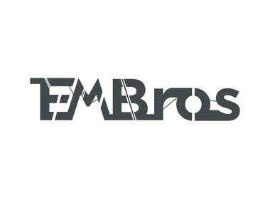 Logo design for EMBros