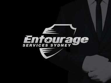 Entourage-Services Logo by Youwebs