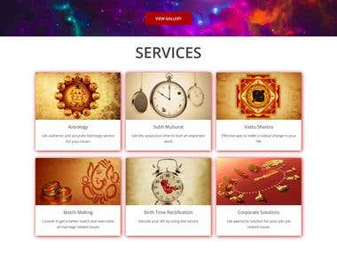 A local Astrology site