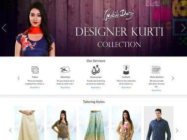 Mobile Darzi - Multivendor Marketplace Ecommerce Portal