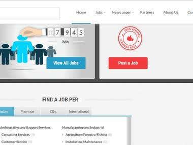 A Job Portal