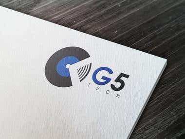 Logo for a IT Company