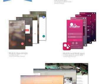 Web and other designs