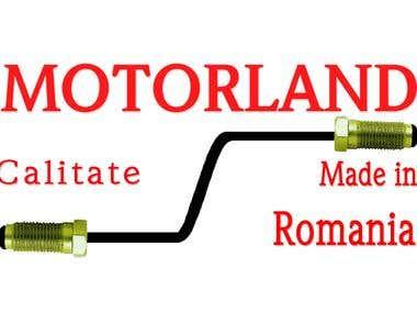 Logo Design Motorland