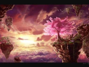 Epic Fantasy - Landscape
